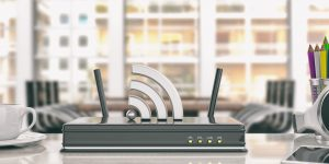 protect wifi with IT service