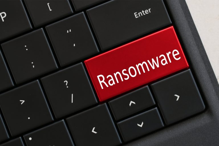 IT support for ransomware